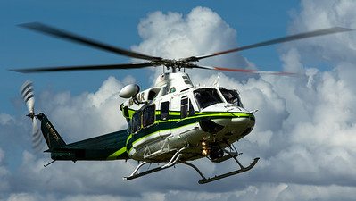 Miami Dade Fire Rescue / Bell 412EP / N911AR