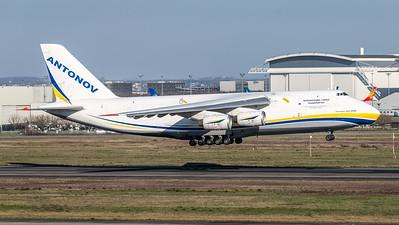 Antonov Design Bureau / Antonov An-124-100M / UR-82007