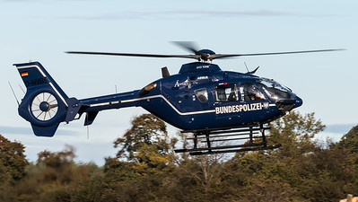 Bundespolizei / Airbus Helicopters H135 / D-HVBS
