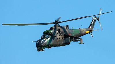 Slovak Airforce / Mil Mi-24V / 0927