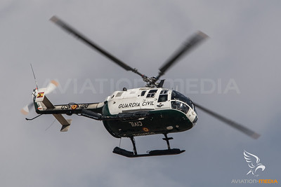 Guardia Civil / Bo-105CB / HU 15-92 09-120