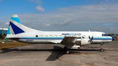Miami Air Lease / Convair CV440 / N41527