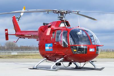 Heli Austria / MBB Bo 105SLA-3 / OE-XJJ