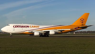 Centurion Air Cargo / B747-400 (BDSF) / N742WA