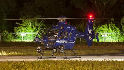 Bundespolizei / EC135T2 / D-HVBK