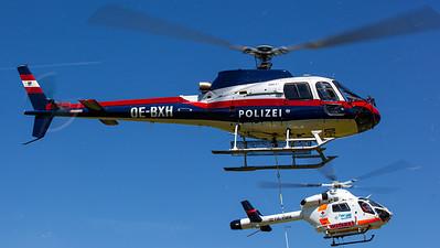 BMI Bundespolizei / Airbus AS350B1 Ecureuil / OE-BXH