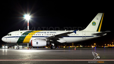 Republica Federativa do Brasil / A319CJ / 2101