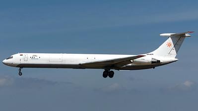 Rada Airlines / Ilyushin IL-62MGr / EW-450TR