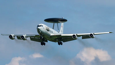 NATO - NAEW&C Force / E-3A Sentry / LX-N90446