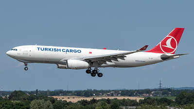 Turkish Airlines Cargo / Airbus A330-243F / TC-JCI