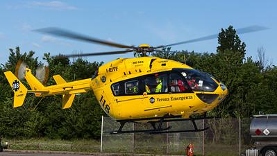 Inaer Emergenza Verona / Eurocopter EC145T1 / I-EITF