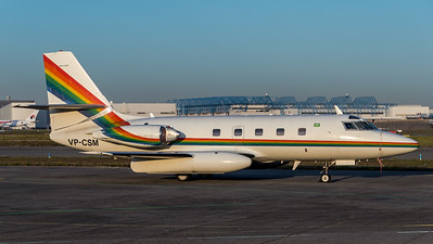Private / Lockheed L1329 Jetstar / VP-CSM