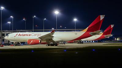 Avianca Cargo / Airbus A330-243F / F-WWCT (N335QT)