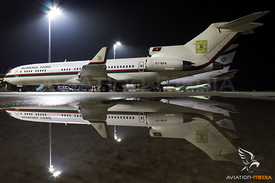 Burkina Faso Government / B727-200Adv. / XT-BFA