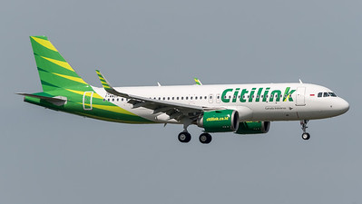 Citilink / Airbus A320-251N / F-WWBB (to be PK-GTE)