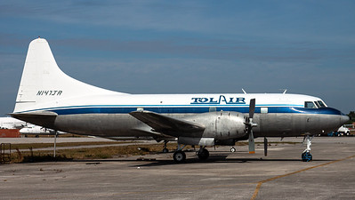Tol Air / Convair 240 / N147JR