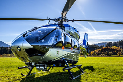 Polizei - NRW / Airbus H145 / D-HNWR
