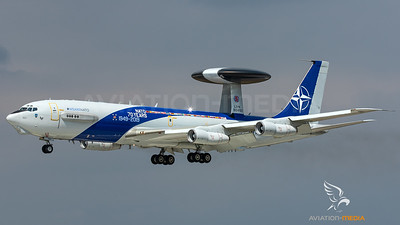 "NATO - NAEW&C Force / E-3A Sentry / LX-N90450 / ""70 Years Nato 1949-2019"""