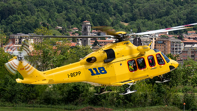 Inaer - Emergenza 118 / Agusta-Westland AW139 / I-BEPP