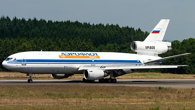 Aeroflot Cargo / DC-10-30F / VP-BDE