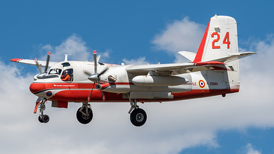 Securite Civile / Conair S-2 Turbo Firecat / F-ZBMA