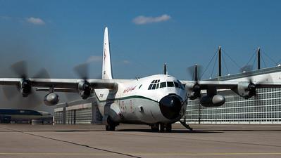 Air Algerie Cargo / Lockheed L-100-30 Hercules / 7T-VHL