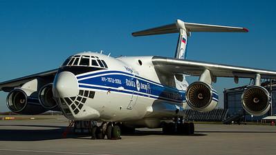 Volga-Dnepr Airlines / Ilyushin Il-76TD-90VD / RA-76503