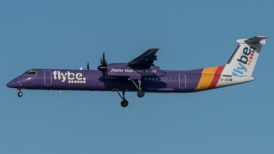 Flybe / Bombardier Dash8 Q402 / G-JEDW