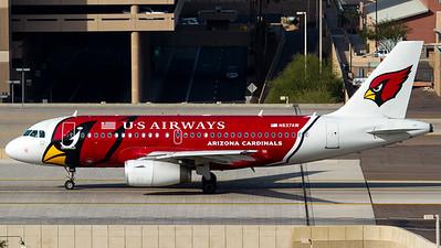 US Airways / A319-100 / N837AW / Arizona Cardinals