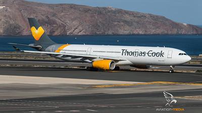 Thomas Cook Scandinavia A330 (Gran Canaria)