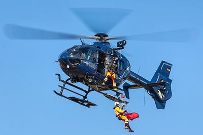 Bundespolizei / Airbus EC135T2+ / D-HVBY