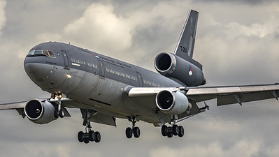 Royal Netherland Air Force / KDC-10 / T-264