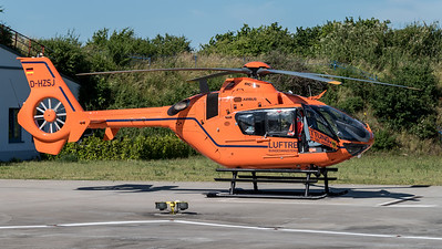 BMI Christoph 34 / Airbus Helicopters H135 / D-HZSJ