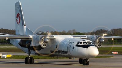 Bright Flight / Antonov An-26B / LZ-FLL