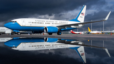 United States of America / Boeing C-40C Clipper / 09-0540