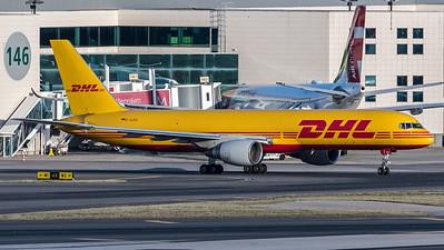 DHL EAT Leipzig / Boeing B757-2Q8(PCF) / D-ALES