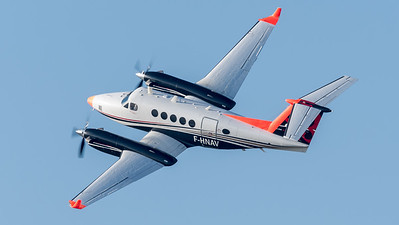 ENAC / Beech 200 Super King Air / F-HNAV