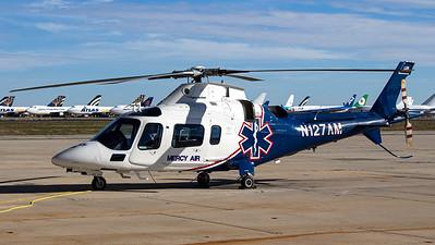 Mercy Air / AgustaWestland AW109E Power / N127AM