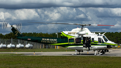 Miami Dade Fire Rescue / Bell 412EP / N911FD