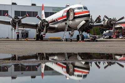 Conair / Douglas DC-6C / N501XP