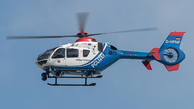Polizei / Airbus Helicopters EC135P2+ / D-HPNF