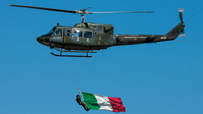 Italy Air Force / Agusta-Bell AB212-ICO / MM81217