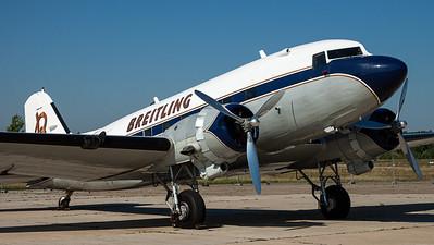 Breitling / Douglas DC-3C Dakota / HB-IRJ