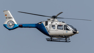 Polizei Bayern / Airbus Helicopters H135 / D-HBPH