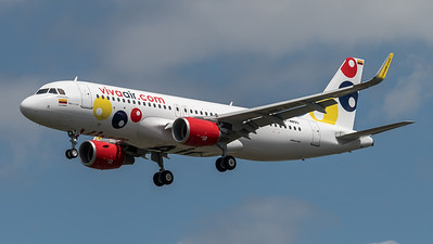 Viva Air / Airbus A320-214(SL) / F-WWBU (to be HK-5319)