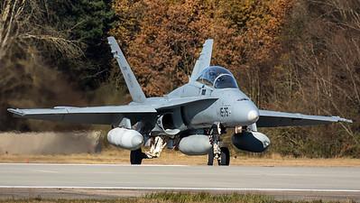Spanish Air Force / EF-18BM Hornet / C.15-06