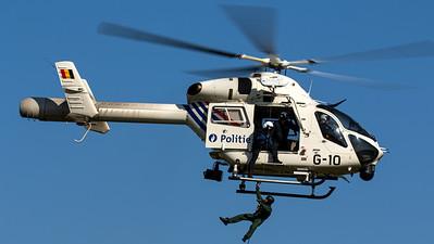 Belgian Federale Politie / MD902 Explorer / G-10