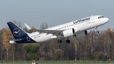 Lufthansa / Airbus A320-271N / D-AINM