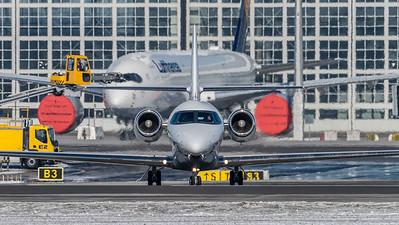 Netjets Europe / Cessna 680A Citation Latitude / CS-LTN