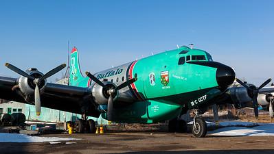 "Buffalo Airways / Douglas C-54E ""Skymaster"" / C-GCTF"